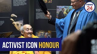 WATCH: Rivonia Trialist Denis Goldberg Awarded Honorary Doctorate By Scottish University