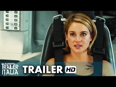 The Divergent Series: Allegiant Trailer Italiano Ufficiale - Shailene Woodley, Theo James [HD]