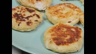 Диетические сырники без сахара | Рецепт быстрых сырников с яблоком
