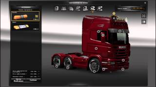[Ets2]Tuning Scania V8 #4