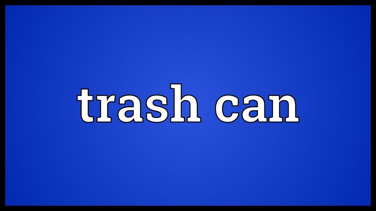 27 Amazing Trash Can Bin Image