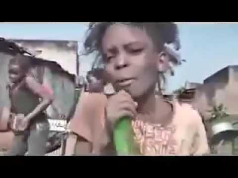 Amazing! African Kids form Make Believe Band WATCH