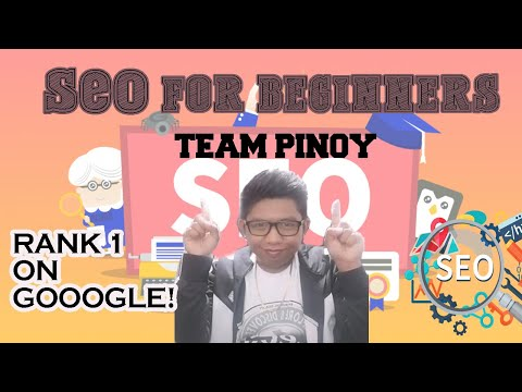 SEO Philippines | SEO For Beginners | What is SEO | Make Mon