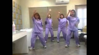 Nae Nae Dance by the Cappuccino Girls