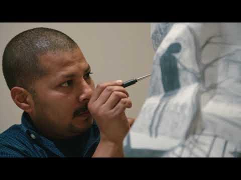 Ceramic artist Gerardo Monterrubio, NEIGHBORS episode