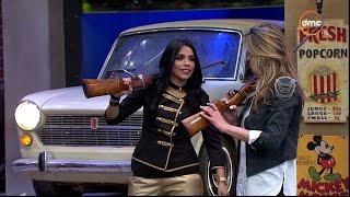 انتظروا نجمة الغناء الشعبي أمينة مع سالي شاهين في ده كلام الجمعة الـ 9 مساءً