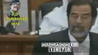 صدام أعدم جندي اغتصب إمرأه بالكويت
