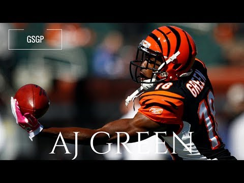 "AJ Green || ""Ambition"" ᴴᴰ 