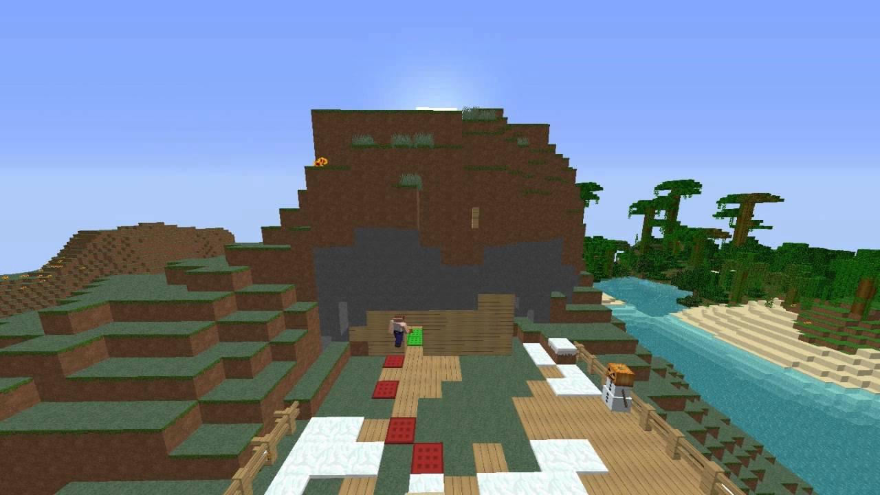 Minecraftowe Przygody - Paweł będzie skakał #2