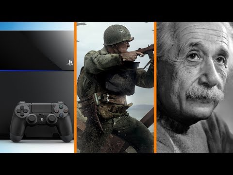 Big PS4 Announcements + Call of Duty WW2 HACKED + Gamers Are GENIUSES?