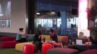 5. Interior Design And Spatial Zoning - Qut's Science And Engineering Centre