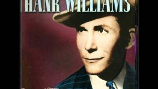 Hank Williams - The Wild Side of Life