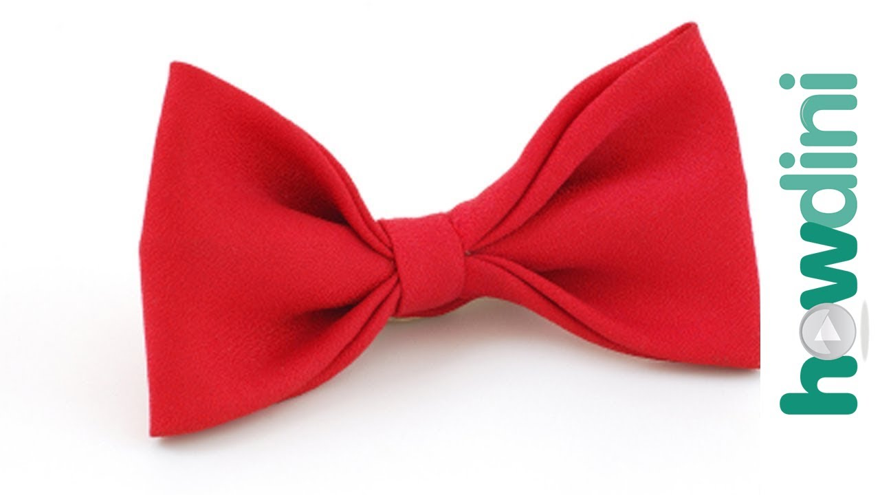 how to tie a bow tie youtube. Black Bedroom Furniture Sets. Home Design Ideas