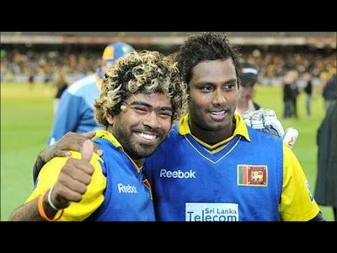 Angelo Mathews To Captain Sri Lanka In World T20 | Lasith Malinga Also In The Squad