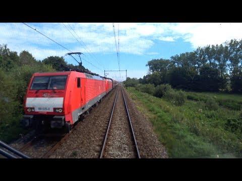 CABVIEW HOLLAND Woerden - Utrecht - Tiel SLT 2017