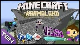 Karmaland Castillo de Vegetta777 v4 Minecraft PC