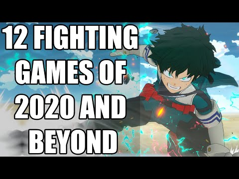 12 Fighting Games Of 2020 And Beyond