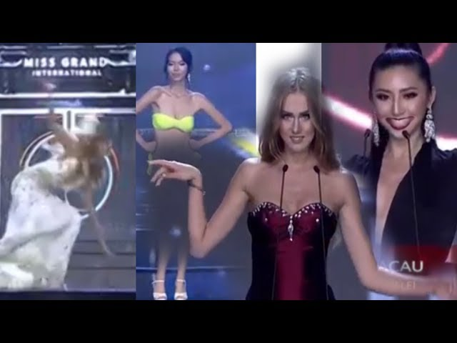 [Funny Momment] Miss Grand International 2017