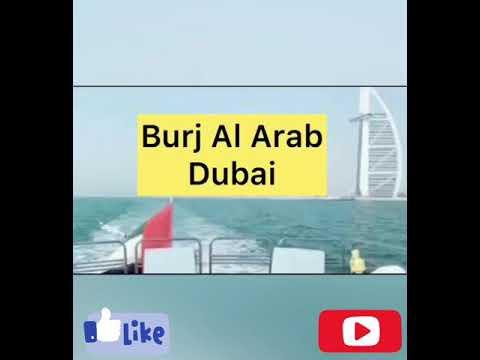 Dubai Burj Al Arab The Luxurious Hotel❤️|Queen E World