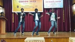 Reapers 2k15 - Guest Perfromance at ICE Branch Event