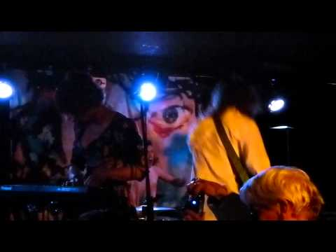 Grouplove - Love Will Save Your Soul live Manchester Ruby Lounge 19-02-12