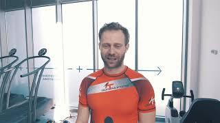 Nowa Ortopedia - Dariusz Ilnicki Trening na platformie Vertimax V8