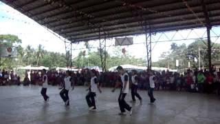 "Cabanglasan National High School ""DAS intermission number"" (Pop-jazz & magic)"
