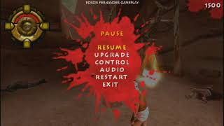300 MARCH TO GLORY PSP   GAMEPLAY COMPLETO PARTE 1