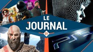 PLAYSTATION 5, Netflix & jeux vidéo | LE JOURNAL #01
