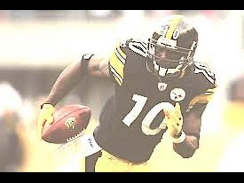 "Santonio Holmes || Steelers Highlights || ""Game Changer"""