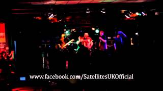 Satellites - Bounce (Live @ Bedford Esquires 31/01