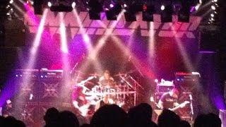Annihilator - Carnival Diablos - Live in Lyon 10/20/13 @ Ninkasi Kao