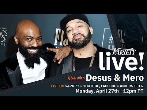 'Desus & Mero' on Variety Live!