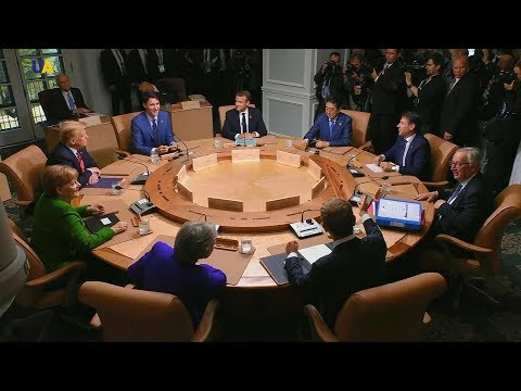 Лидеры G7 отклонили предложение вернуть в формат Россию