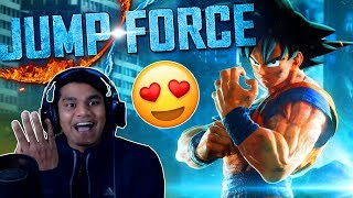 This Game is So Much Fun | JUMP FORCE #1 |