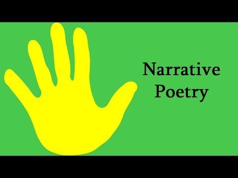 Top 5: Narrative Poetry
