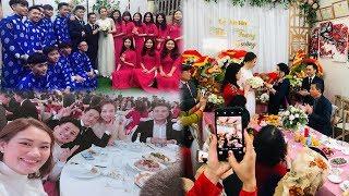 Ngắm trọn những khoảnh khắc đẹp nhất trong lễ đính hôn của Cường Đô la và Đàm Thu Trang