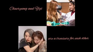 Download lagu Chaeryeong and Yeji are a treasure for each other #HappyChaeryeongDay