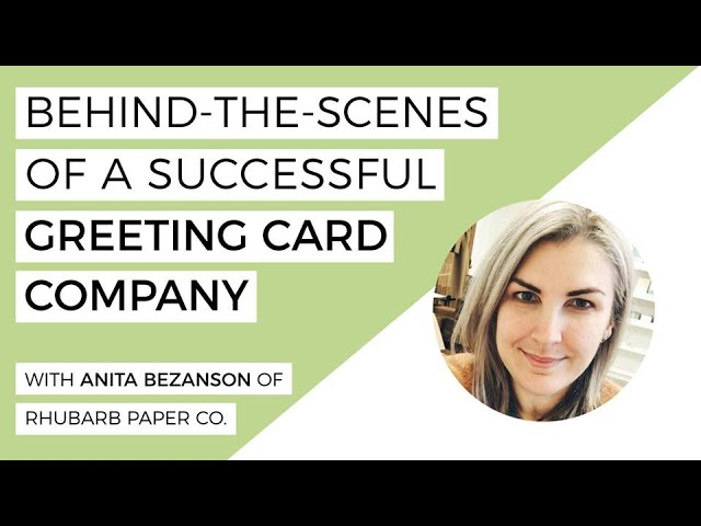 A Greeting Card Business