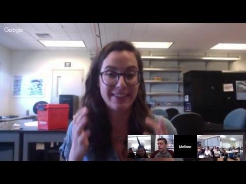 Explorer Classroom: Melissa Cronin: Ecologist