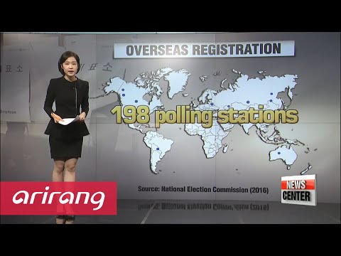 Korean expats to cast early votes for general election