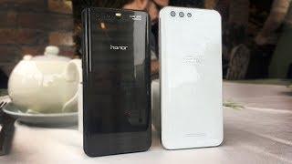 Honor 9 VS Asus ZеnFone 4 ZE554KL Большое сравнение / Кто круче?