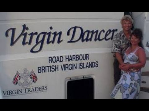 British virgin island yacht trip
