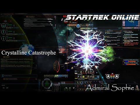 StarTrek Online: PvE - Crystalline Catastrophe