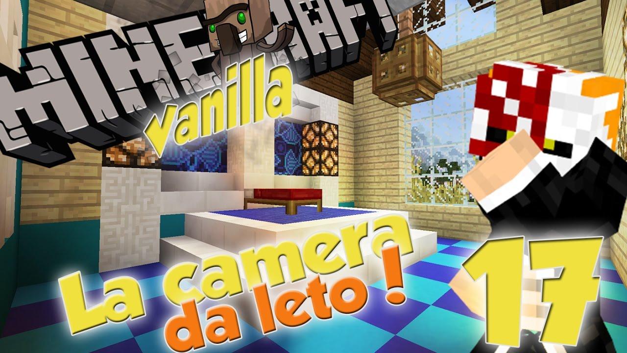 Camera Da Letto Minecraft la camera da letto!-minecraft ita vanilla #17