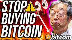 SATOSHI MOVES BITCOIN?!! BITMEX LAWSUIT DEVELOPS!! BITCOIN PRICE DUMP!! Crypto News!