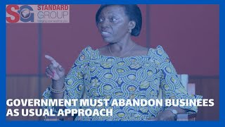 Martha Karua speaks on BBI, COVID-19 Funds and President Kenyatta\'s style of leadership.