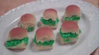 St. Patrick's Day Food: Egg Salad Sandwiches And Deviled Eggs