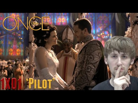 Once Upon a Time Season 1 Episode 1 - 'Pilot' Reaction