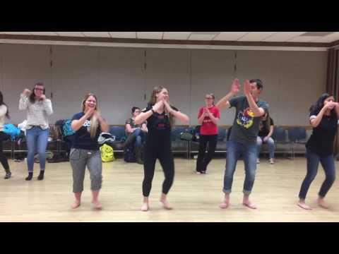 SAMOAN DANCE: IPUPOPO